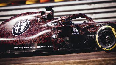 Giovinazzi Raikkonen Sauber