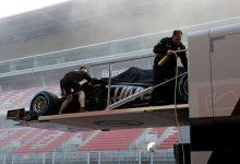 Haas testing driver schedule