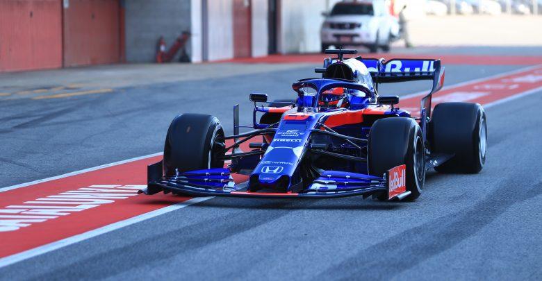 Toro Rosso Kvyat
