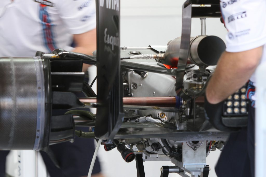 gearbox F1