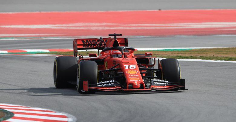 Ferrari Leclerc