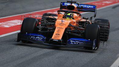 Norris McLaren testing