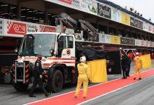 Haas Steiner Grosjean testing
