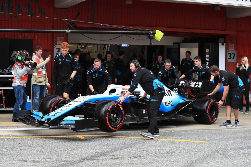 Testing Williams
