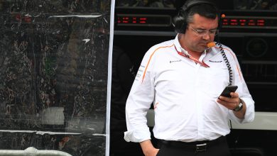 Boullier French Grand Prix