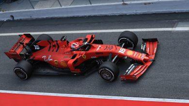 Ferrari Testing