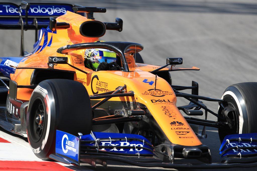 McLaren Norris