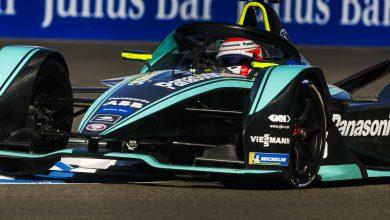 Nelson Piquet Jaguar