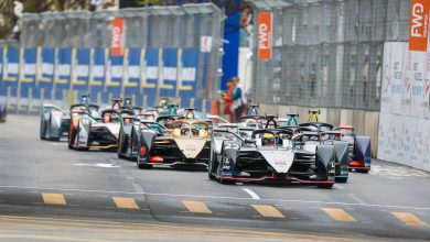 Hong Kong ePrix Start