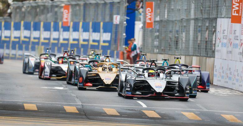 Hong Kong ePrix Start