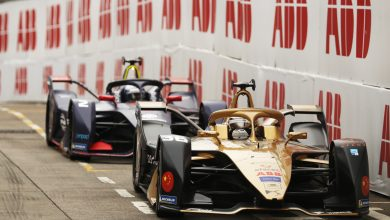 Lotterer Bird Hong Kong ePrix