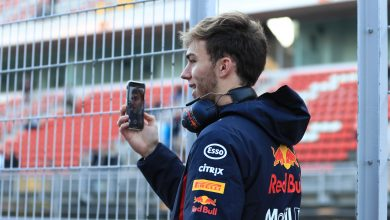 Gasly Red Bull Racing