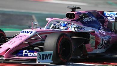 Racing Point Australian Grand Prix