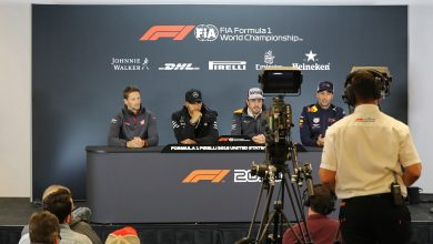Press Conference FIA Melbourne