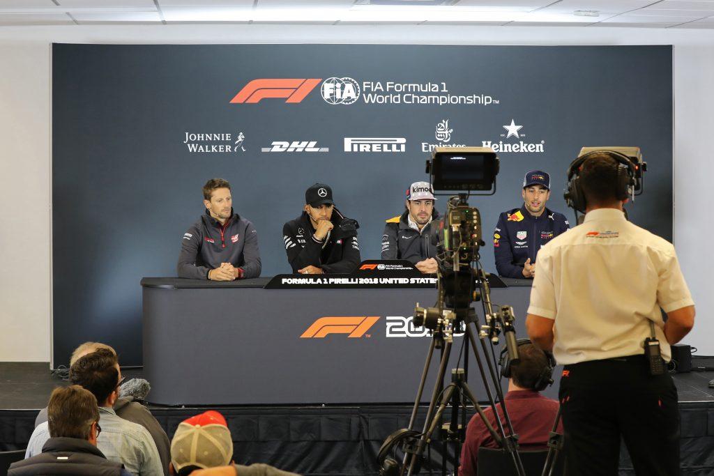 Press Conference FIA Melbourne