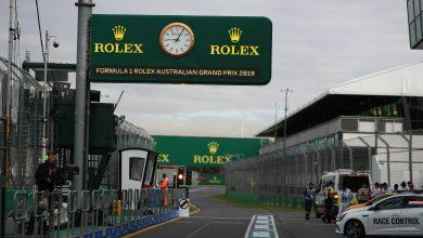 Australian Grand Prix Melbourne