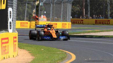 McLaren Australian Grand Prix