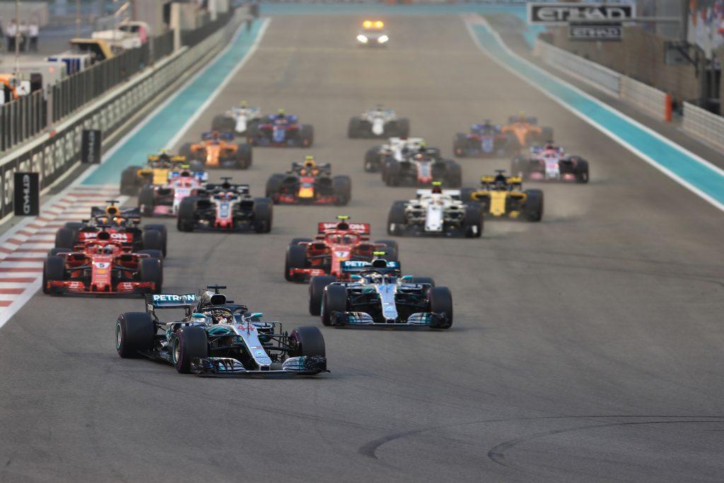 Abu Dhabi Grand Prix 2018
