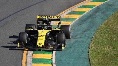 Renault Hulkenberg Australian Grand Prix