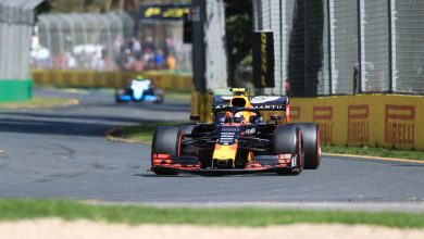 Pierre Gasly Red Bull Racing Australian Grand Prix