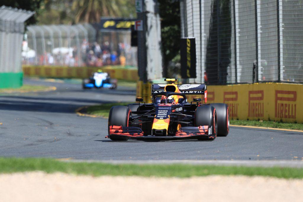 Pierre Gasly Red Bull Racing Australian Grand Prix