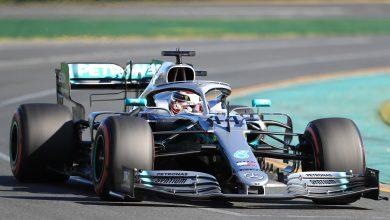 Lewis Hamilton Australian Grand Prix Qualifying
