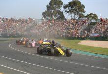 Daniel Ricciardo Renault Australian Grand Prix