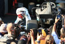 Lewis Hamilton Mercedes Australian Grand Prix