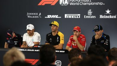 Press Conference Bahrain
