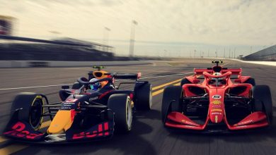 F1 2021 Concepts Formula One Red Bull Ferrari