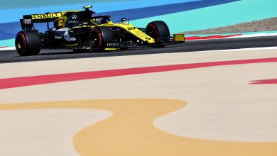 Renault Bahrain FP1