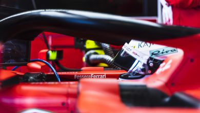 Vettel Ferrari