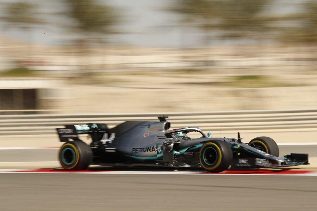Hamilton Bahrain Practice