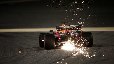 Red Bull Racing Bahrain GP