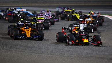 Red Bull Racing Max Verstappen Bahrain Grand Prix