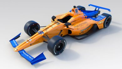 Alonso Indy 500 McLaren Livery