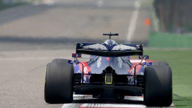 Toro Rosso Chinese Grand Prix Practice