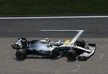 Valtteri Bottas Mercedes Chinese Grand Prix