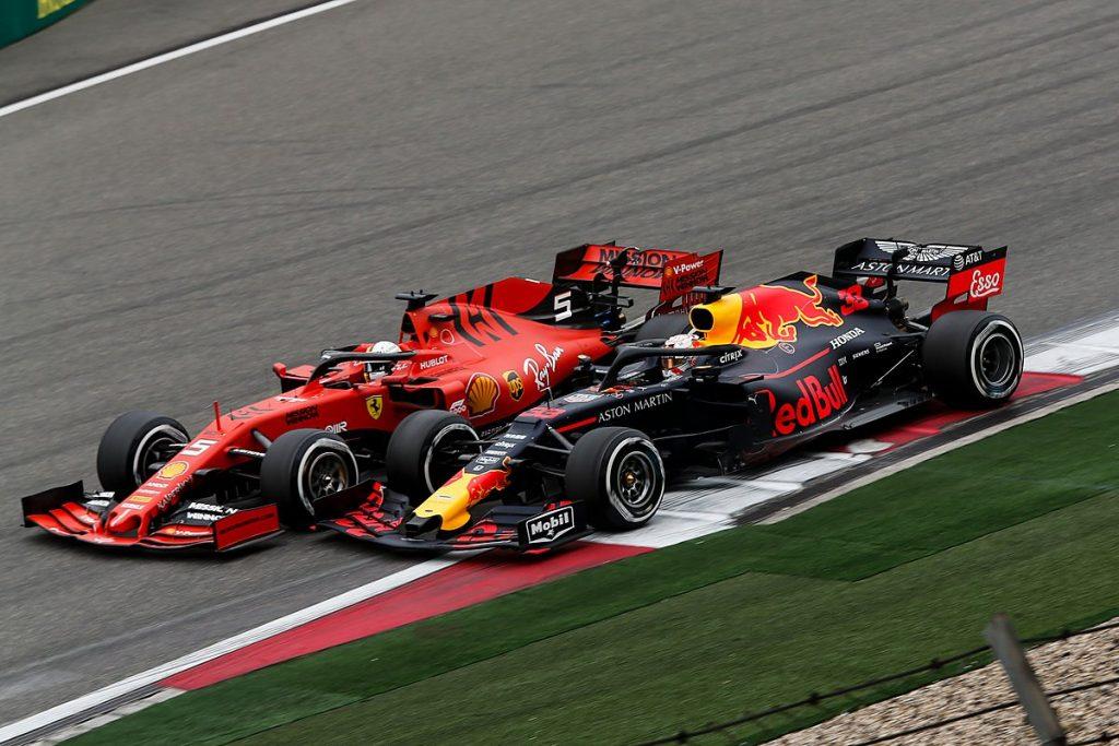F1 China 2019