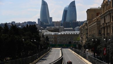 Azerbaijan Grand Prix Baku Red Bull