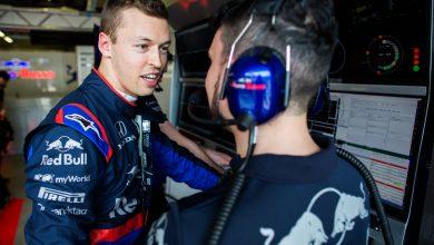 Daniil Kvyat Toro Rosso Azerbaijan Grand Prix