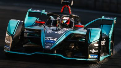 Mitch Evans Jaguar Paris E-Prix