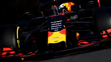 Red Bull Racing Azerbaijan Grand Prix
