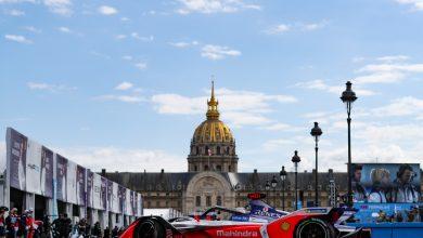 Pascal Wehrlein Mahindra Racing Paris E-Prix
