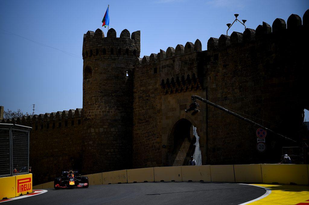 Red Bull Racing Azerbaijan Grand Prix