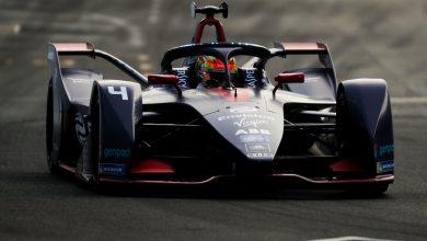 Robin Frijns Virgin Racing