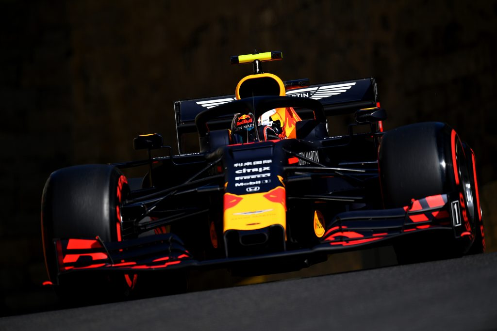 Red Bull Gasly