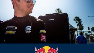 O'Ward Red Bull