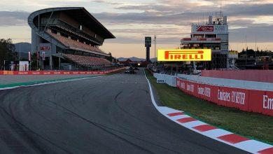 Live FP1 Spanish Grand Prix
