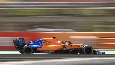 McLaren Practice